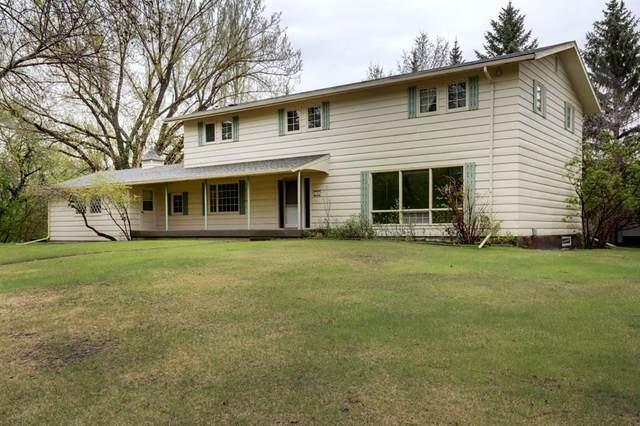 150 9 Street NW, Drumheller, AB T0J 0Y1 (#A1105055) :: Calgary Homefinders
