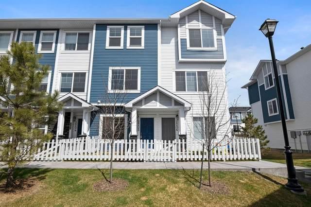 2205 Jumping Pound Common, Cochrane, AB T4C 2L1 (#A1105069) :: Redline Real Estate Group Inc