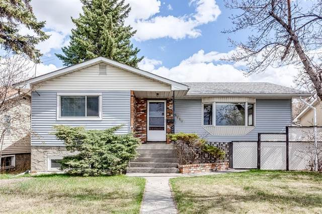 2510 26 Street SE, Calgary, AB T2B 0P5 (#A1105105) :: Calgary Homefinders