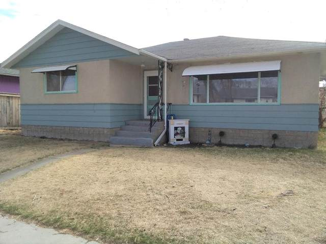 5019 51 Street, Mannville, AB T0B 2W0 (#A1105207) :: Calgary Homefinders