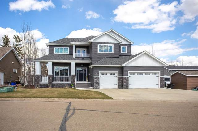 11 Henner's Outlook, Lacombe, AB T4L 1Z3 (#A1105219) :: Redline Real Estate Group Inc