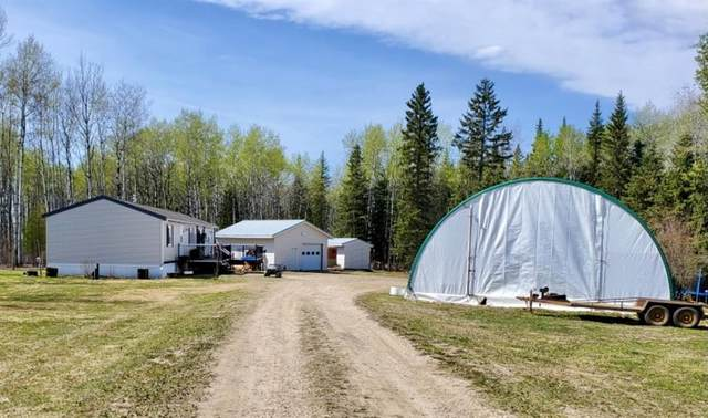 84238 Range Road 205, Rural Northern Sunrise County, AB T8S 1S6 (#A1105238) :: Team Shillington | eXp Realty