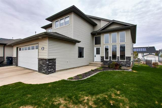 20 Cottonwood Close SW, Medicine Hat, AB T1B 4R5 (#A1105243) :: Redline Real Estate Group Inc
