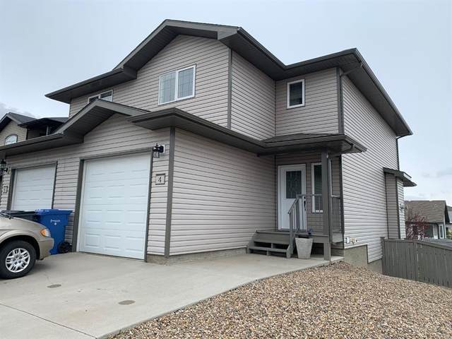 4 Sun Wood Place SW, Medicine Hat, AB T1B 4Y5 (#A1105273) :: Redline Real Estate Group Inc