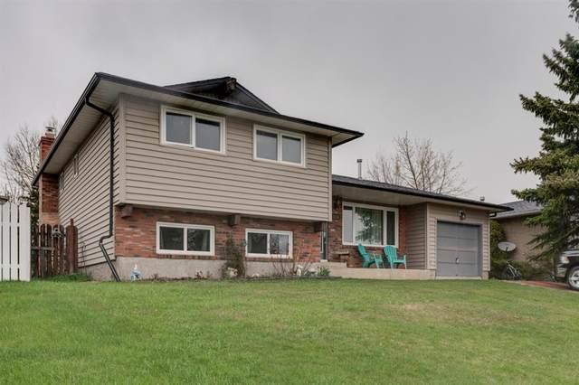 1316 Idaho Street, Carstairs, AB T0M 0N0 (#A1105317) :: Calgary Homefinders
