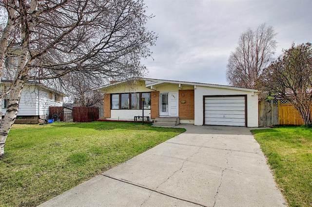 135 Madeira Close NE, Calgary, AB T2A 4N7 (#A1105318) :: Redline Real Estate Group Inc