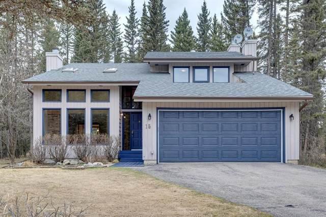 15 Wolf Drive, Bragg Creek, AB T3Z 1A3 (#A1105393) :: Redline Real Estate Group Inc