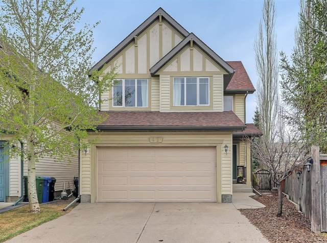 46 Copperfield Crescent SE, Calgary, AB T2Z 4L5 (#A1105399) :: Redline Real Estate Group Inc