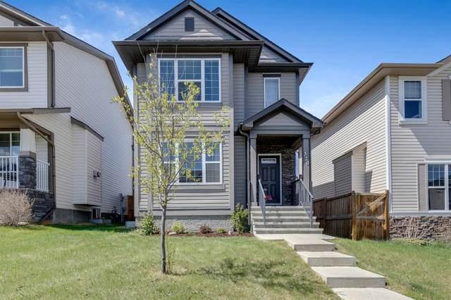 320 Cimarron Vista Way, Okotoks, AB T1V 0J6 (#A1105464) :: Calgary Homefinders