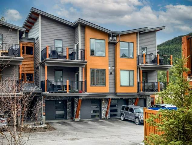 1101 Three Sisters Parkway 302H, Canmore, AB T1W 0L3 (#A1105466) :: Canmore & Banff