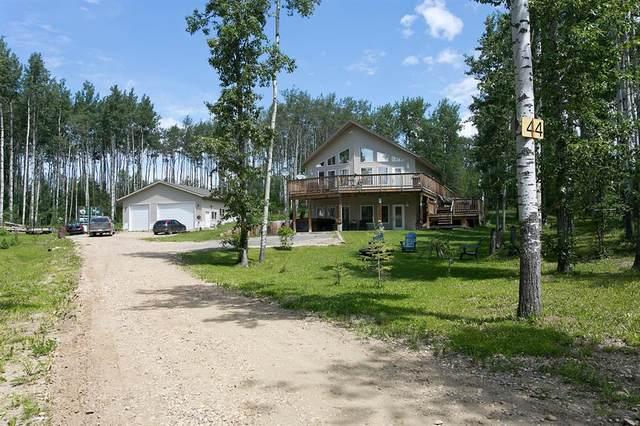 44 Ridgeway Drive, Rural Ponoka County, AB T0C 2J0 (#A1105511) :: Calgary Homefinders