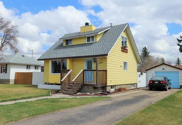 5415 57 Street, Ponoka, AB T4J 1L6 (#A1105529) :: Calgary Homefinders