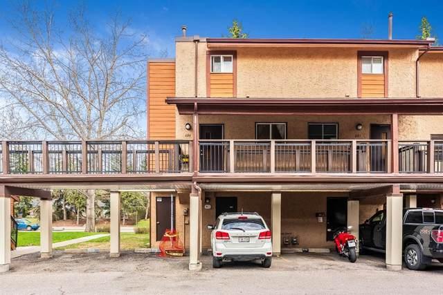 2520 Palliser Drive SW #606, Calgary, AB  (#A1105607) :: Canmore & Banff