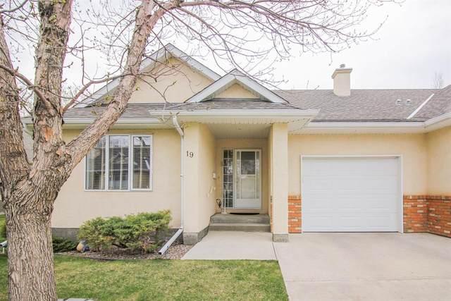 565 Highlands Boulevard W #19, Lethbridge, AB T1J 4T7 (#A1105659) :: Calgary Homefinders