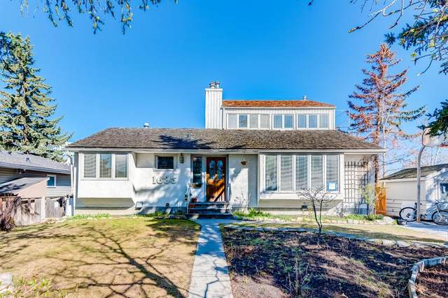 1635 St Andrews Place NW, Calgary, AB T2N 3Y4 (#A1105731) :: Calgary Homefinders