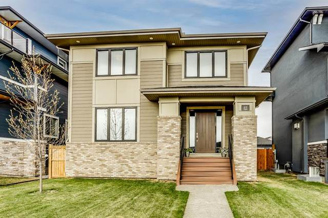 41 Cattail Run, Rural Rocky View County, AB T3Z 0C9 (#A1105751) :: Calgary Homefinders