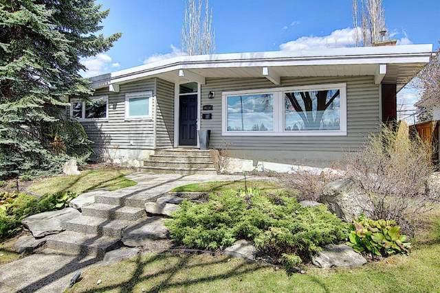 4116 Varsity Drive NW, Calgary, AB T3A 1A1 (#A1105835) :: Dream Homes Calgary