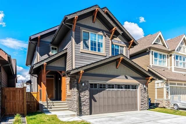 134 Riviera View, Cochrane, AB T4C 0Z1 (#A1105837) :: Calgary Homefinders