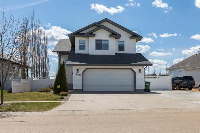 6409 32 Avenue, Camrose, AB T4V 4X3 (#A1105918) :: Calgary Homefinders