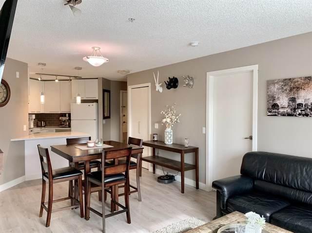 35 Richard Court SW #213, Calgary, AB T3E 7N9 (#A1105922) :: Calgary Homefinders