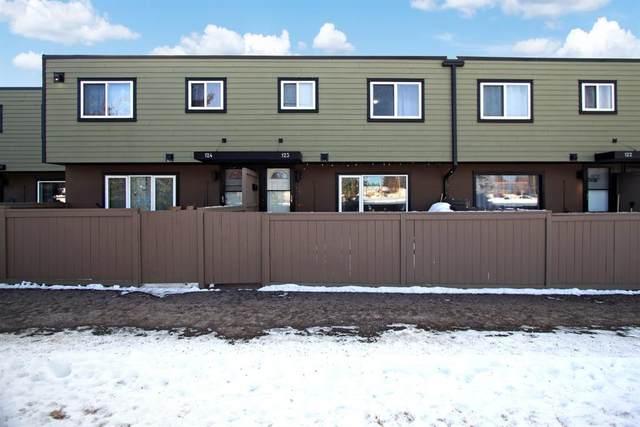 3809 45 Street SW #123, Calgary, AB T3E 3H4 (#A1105929) :: Calgary Homefinders
