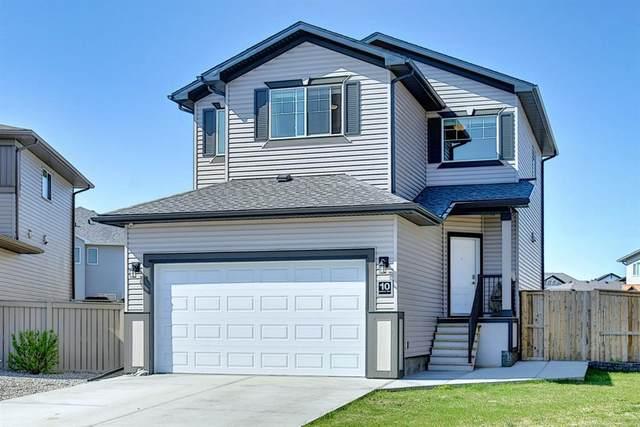 10 Crocus Bay W, Lethbridge, AB T1J 5L7 (#A1106025) :: Calgary Homefinders