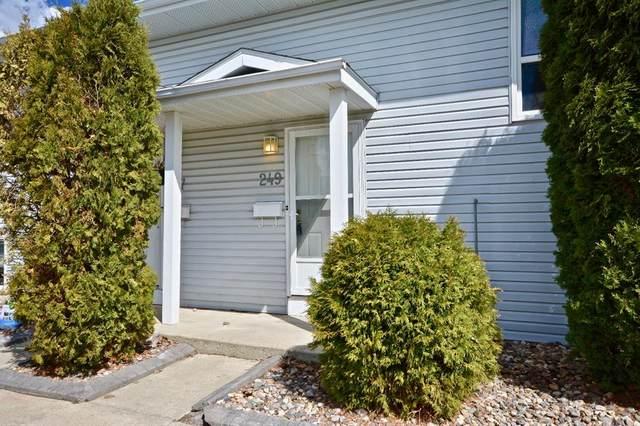 56 Holmes Street #249, Red Deer, AB T4N 6L6 (#A1106032) :: Calgary Homefinders