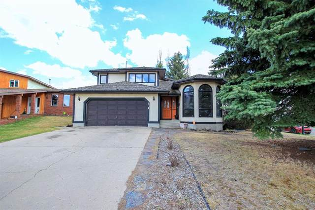 1 Rose Crescent, Red Deer, AB T4P 3K3 (#A1106055) :: Calgary Homefinders