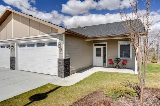 610 4 Avenue #19, Sundre, AB T0M 1X0 (#A1106139) :: Dream Homes Calgary