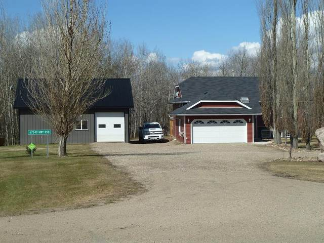 67540 Highway 858, Plamondon, AB T0A 2T0 (#A1106158) :: Calgary Homefinders