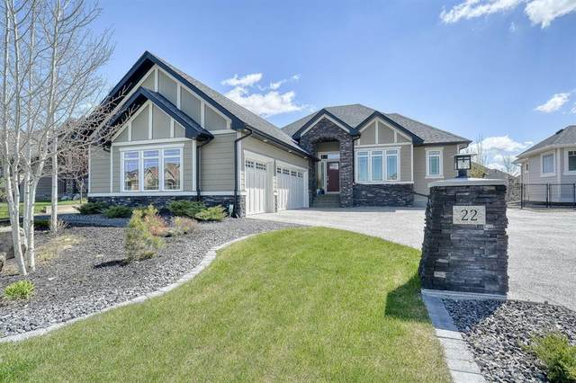 22 Cimarron Estates Link, Okotoks, AB T1S 0C6 (#A1106195) :: Calgary Homefinders