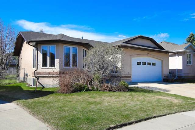 9 Royal Crescent, Lacombe, AB T4L 2H7 (#A1106231) :: Greater Calgary Real Estate