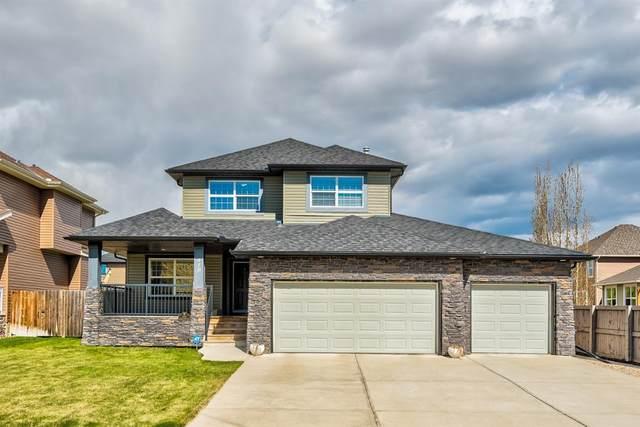 410 Boulder Creek Way SE, Langdon, AB T0J 1X3 (#A1106257) :: Western Elite Real Estate Group