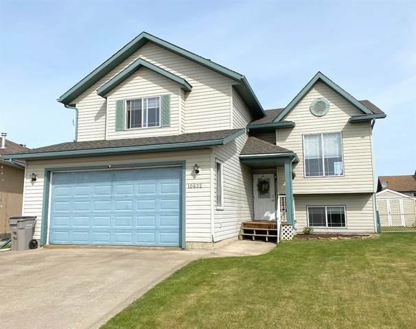 10632 119A Avenue, Grande Prairie, AB T8V 7N5 (#A1106260) :: Calgary Homefinders