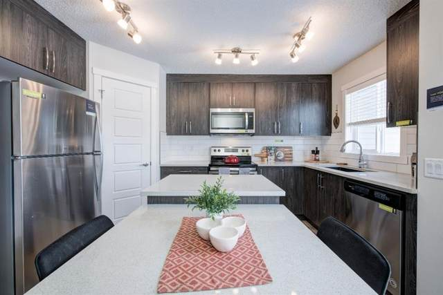 150 Chinook Gate Boulevard, Airdrie, AB T4B 3V3 (#A1106291) :: Calgary Homefinders