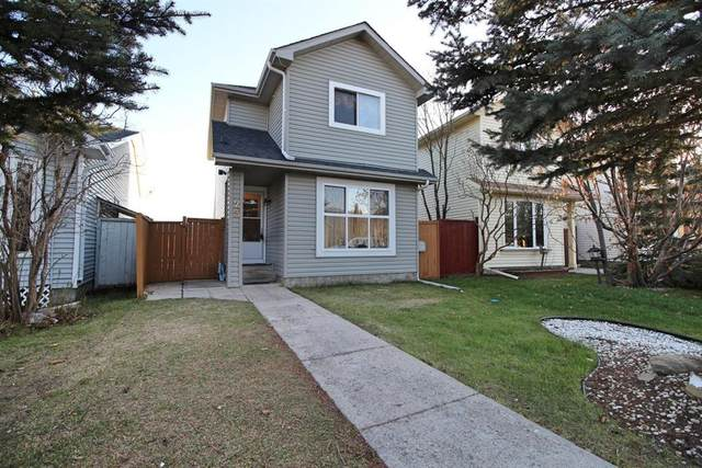 23 Martinview Road NE, Calgary, AB T3J 2S5 (#A1106334) :: Canmore & Banff