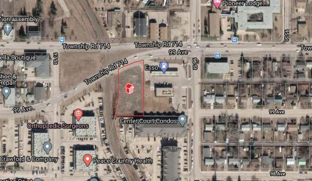 9611 100 Avenue, Grande Prairie, AB T8V 0S8 (#A1106369) :: Team Shillington | eXp Realty