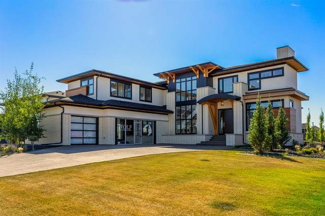 41 Waters Edge Gardens, Rural Rocky View County, AB T3L 0C9 (#A1106403) :: Calgary Homefinders
