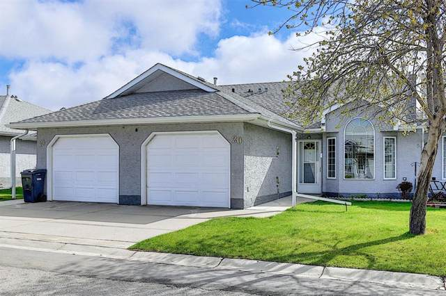 20 Parklane Place, Strathmore, AB T1P 1K7 (#A1106482) :: Calgary Homefinders