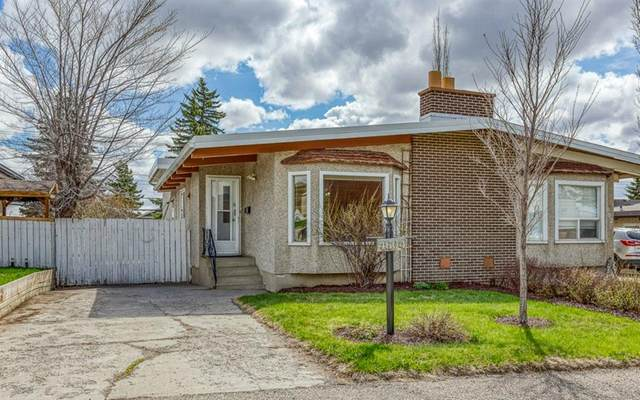 4604 14 Street NW, Calgary, AB T2K 1J6 (#A1106589) :: Calgary Homefinders