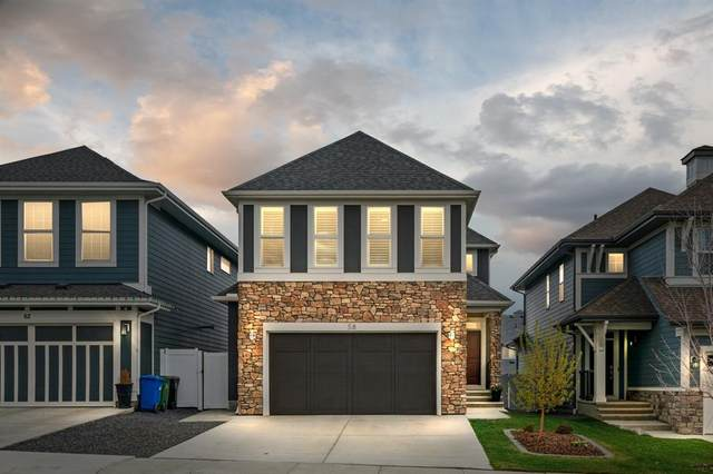 58 Mahogany Passage SE, Calgary, AB T3M 2K5 (#A1106613) :: Dream Homes Calgary
