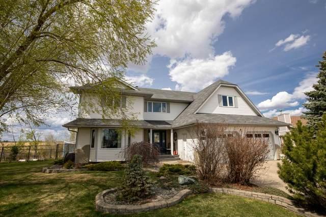 4312 75 Street, Camrose, AB T4V 3W6 (#A1106673) :: Calgary Homefinders