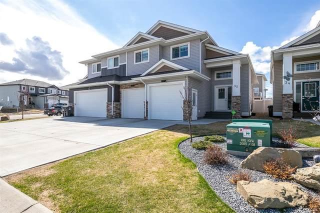 32 Cameron Close N, Sylvan Lake, AB T4S 0N5 (#A1106683) :: Calgary Homefinders