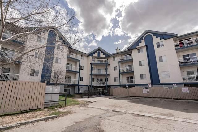 10405 99 Avenue #409, Grande Prairie, AB T8V 6Z3 (#A1106689) :: Calgary Homefinders