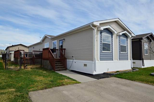 10615 88 Street #339, Grande Prairie, AB T8X 1P5 (#A1106691) :: Western Elite Real Estate Group