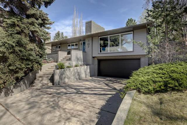 807 Crescent Boulevard SW, Calgary, AB T2S 1L3 (#A1106698) :: Calgary Homefinders