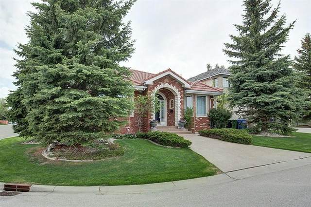 143 Christie Park View SW, Calgary, AB T3H 2Z2 (#A1106711) :: Calgary Homefinders