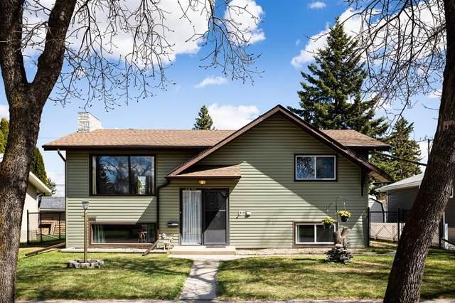 4429 62 Street, Camrose, AB T4V 2J1 (#A1106734) :: Calgary Homefinders