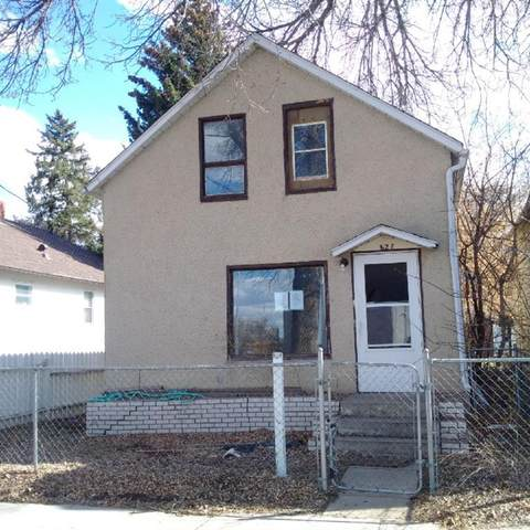 827 7 Street SE, Medicine Hat, AB T1A 1K8 (#A1106844) :: Calgary Homefinders