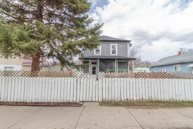 828A & 826A Braemar Street SE, Medicine Hat, AB T1A 0V5 (#A1106918) :: Calgary Homefinders